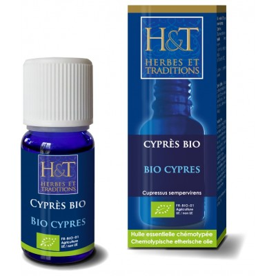 HUILE ESSENTIELLE CYPRES 10 ML
